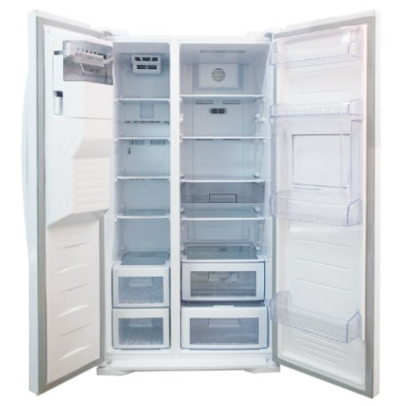 گنجایش داخلی و ابعاد ظاهری یخچال