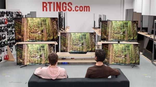 کیفیت تصویر تلویزیون