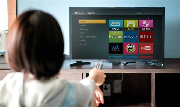 طریقه اندازه گیری سایز تلویزیون