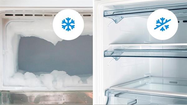 یخچال های نوفراست و دیفراست